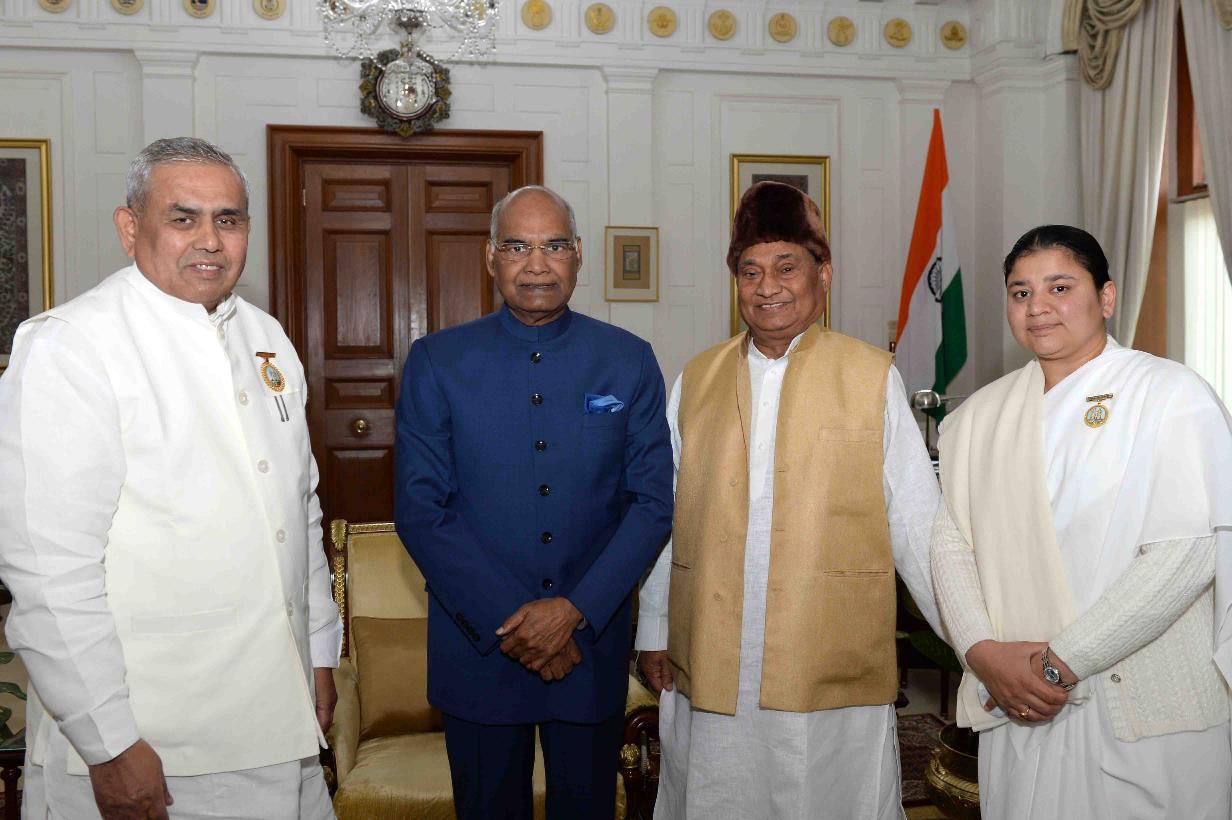 preisent of india