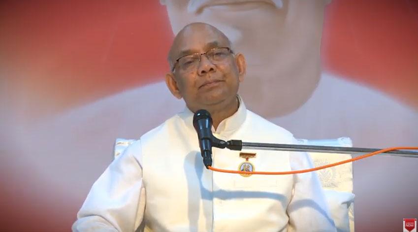 LIVE 21-10-2020,07.00 pm: BKS Class - Adarniya Suraj Bhai Ji Madhuban